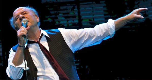 Art Garfunkel, Ryman Auditorium, Nashville