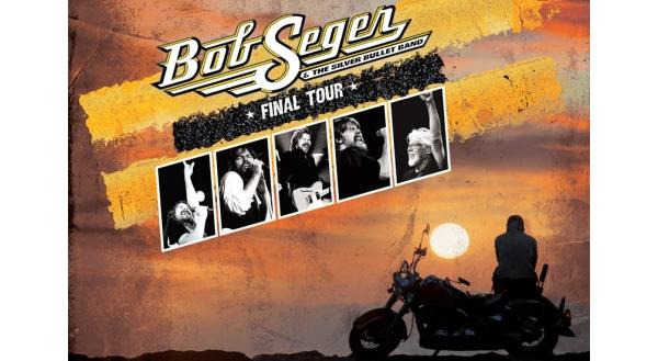 Bob Seger & the Silver Bullet Band at Bridgestone Arena, Nashville