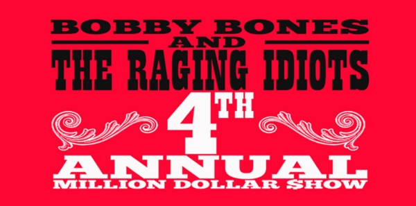 Bobby Bones & The Raging Idiots 4th Annual Million Dollar Show at Ryman, Nashville 1/14/19