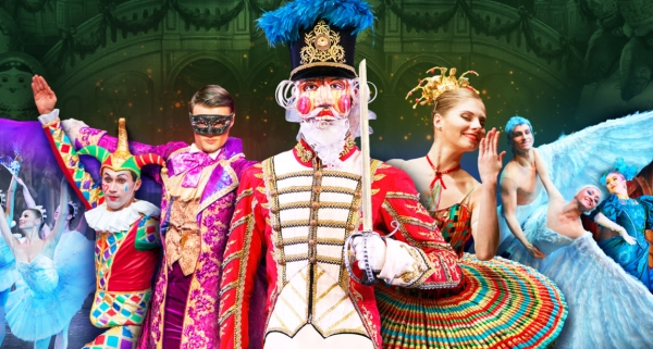 Moscow Ballet's Great Russian Nutcracker at Ryman Auditorium, Nashville, Tennessee