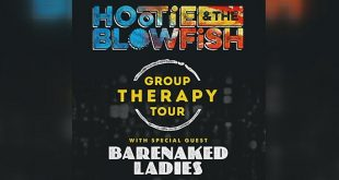 Hootie & The Blowfish, Bridgestone Arena, Nashville