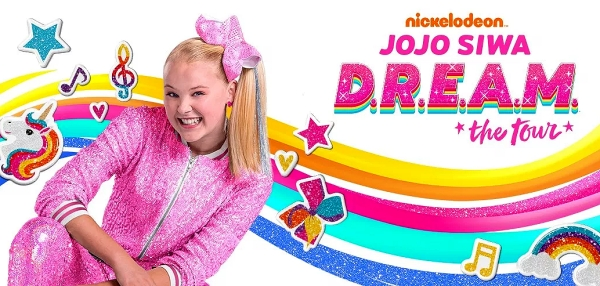 Jojo Siwa, Tennessee Performing Arts Center (TPAC), Nashville