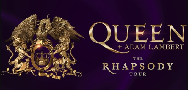 Queen, Adam Lambert, Bridgestone Arena, Nashville
