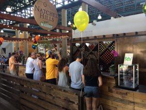 Music at The Market, Natchez Hills Winery, Nashville, TN