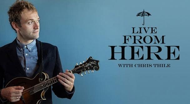 Chris Thile, Ryman Auditorium, Nashville, Tennessee
