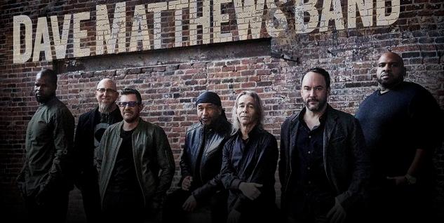 Dave Matthews Band, Bridgestone Arena, Nashville, TN