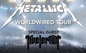 Metallica, Bridgestone Arena, Nashville, Tennessee 1/24/19