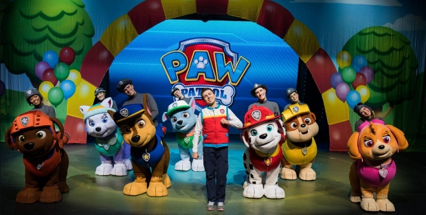 PAW Patrol Live, Race to the Rescue, TPAC, Nashville