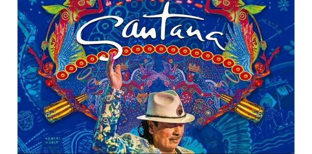 Santana, Grand Ole Opry House, Nashville, Tennessee