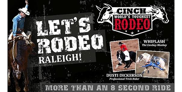 World's Toughest Rodeo, Bridgestone Arena, Nashville, TN