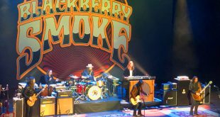Blackberry Smoke Announces New Tour with Stop in Nashville at Ascend Amphitheater, Nashville. Tour Dates and Tickets