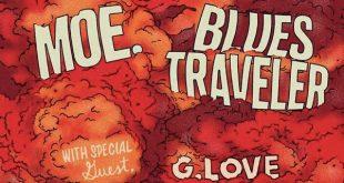 moe., Blues Traveler, Ascend Amphitheater, Nashville, TN