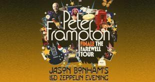 Peter Frampton, Ascend Amphitheater, Nashville, TN