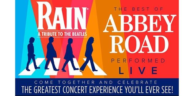 Rain, Tribute to the Beatles, Ascend Amphitheater, Nashville, TN