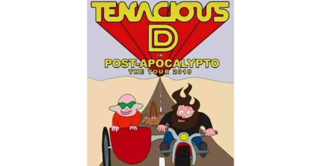 Tenacious D, Ascend Amphitheater, Nashville, TN
