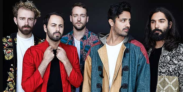 Young the Giant, Fitz and The Tantrums, Ascend Amphitheater, Nashville, TN