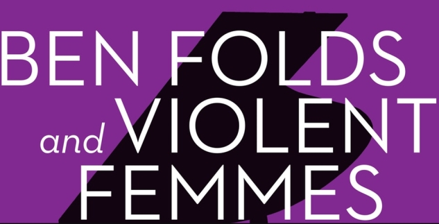Ben Folds, Violent Femmes, Ascend Amphitheater, Nashville, TN