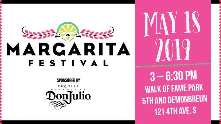 Margarita Festival in downtown Nashville, TN
