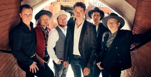 Old Crow Medicine Show at Ryman Auditorium, Nashville, Tennessee Sept 18, 2020. Buy Tickets on Nashville.com