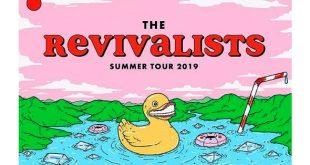 The Revivalists, Ascend Amphitheater, Nashville, TN
