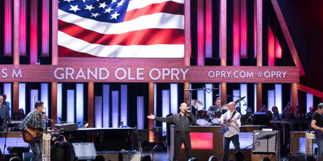 """Salute the Troops"" at the Opry May 21, Nashville, Tennessee"