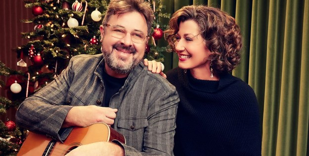 Amy Grant, Vince Gill, Christmas at the Ryman 2019, Nashville, Tennessee