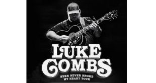 Luke Combs, Bridgestone Arena, Nashville, Tennessee - Dec 12 & 13, 2019. Buy Tickets Here