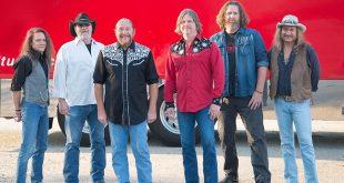 Marshall Tucker Band, Nashville, War Memorial, Tennessee