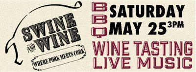 Swine & Wine at Natchez Hills Vineyard & Winery, Nashville, Tennessee