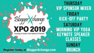 The 2nd Annual Blogger Xchange Xpo at Nossi College of Art