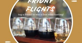 Friday Night Flights at Natchez Hills Winery at the Market in Nashville, Tennessee