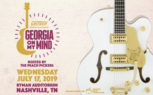 Georgia On My Mind at the Ryman Auditorium, Nashville, Tennessee, July 17, 2019. Buy Tickets Here
