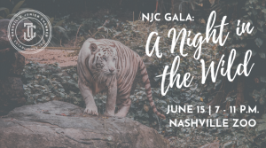 NJC Gala: A Night in the Wild at Nashville Zoo