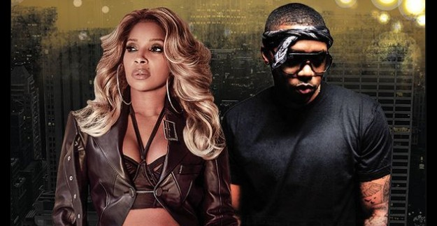 Mary J Blige & Nas at Brigestone Arena, Nashville, TN on Thurs, 7/18/19. Tickets!
