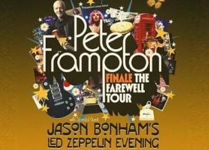 Peter Frampton, Ascend Amphitheater, Nashville, TN on 6/27/19. Tickets!