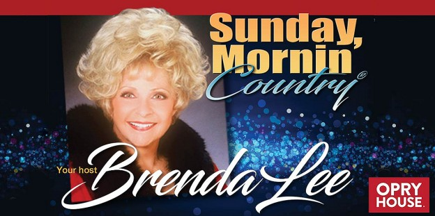 Sunday Mornin' Country at the Grand Ole Opry House, Nashville, TN 6/7/20
