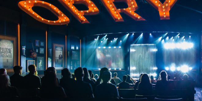 Grand Ole Opry Unveils New Daytime Backstage Tour, Nashville, Tennessee