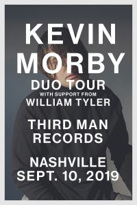 Kevin Morby at Third Man Records, Nashville, Tennessee, September 10, 2019