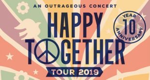 Happy Together Tour at Ryman Auditorium, Nashville, Tennessee on 7/31/19. Buy Tickets from Nashville.com