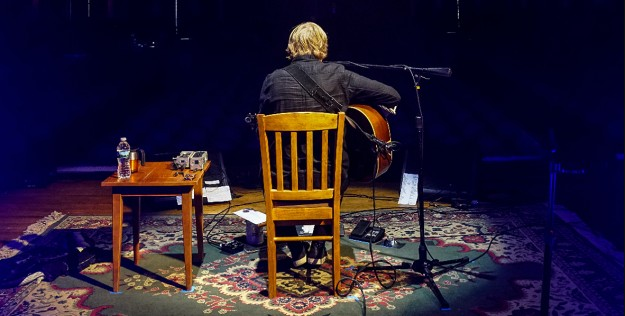 Trey Anastasio at Ryman Auditorium, Nashville, Tennessee, 10/27/19. Buy Tickets from Nashville.com