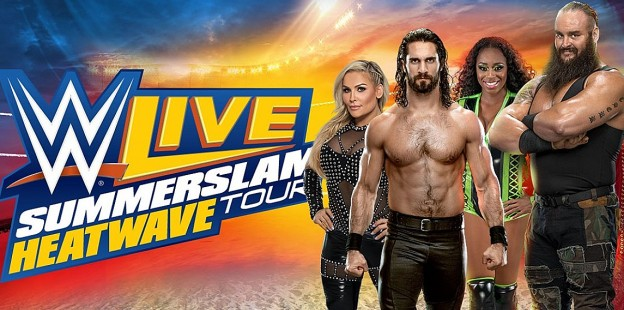 WWE Live at Bridgestone Arena, Nashville, Tennessee on Sat, 7/27/19. Buy Tickets