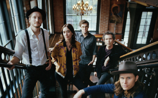 The Lumineers at Bridgestone Arena, Nashville, Tennessee on 2/19/19. Buy Tickets from Nashville.com