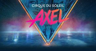 Cirque du Soleil - AXEL at Bridgestone Arena, Nashville, Tennessee February 6-9, 2020. Buy Tickets through Nashville.com