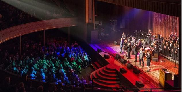 The Tokens Show, Ryman Auditorium, Nashville, Tennessee on Sunday, 11/24/19. Buy Tickets from Nashville.com