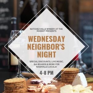 Wednesday Neighbors' Night at Natchez Hills, Nashville, Tennessee