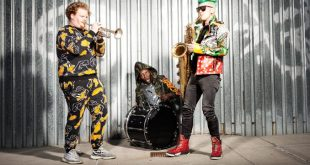 Too Many Zooz at Exit/In, Nashville, Tennessee