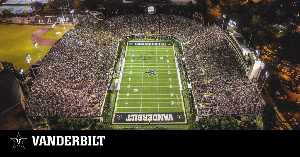 Vanderbilt Commodores Football, Nashville, Tennessee