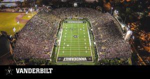 Vanderbilt Commodores Football, Nashville, Tennessee