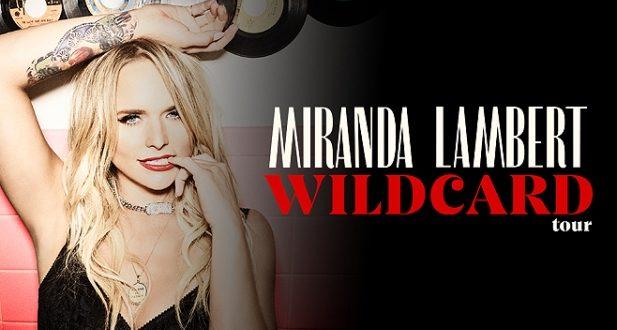 Miranda Lambert at Bridgestone Arena, Nashville, Tennessee on Fri, 1/24/20. Buy Tickets from Nashville.com