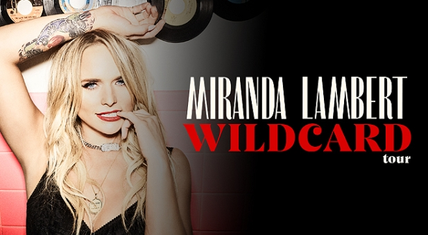 Miranda Lambert at Bridgestone Arena, Nashville, Tennessee on Fri, 1/24/20. Buy Tickets from Nashville.com